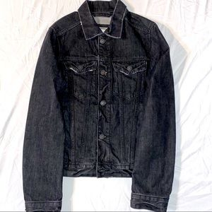 Abercrombie & Fitch Jean Jacket Gently Used
